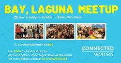 #ConnectedWomen Meetup - Bay, Laguna (PH)