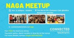 #ConnectedWomen Meetup - Naga (PH)