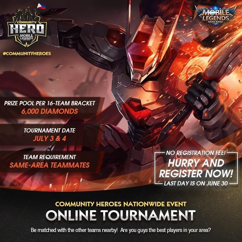 MLBB Community Heroes Tournament | Good Info Net